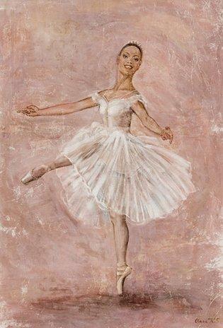 Автор схемы Балерина. схема