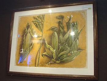 Фреска «Кукуруза»