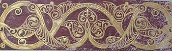Фреска «Арабеска»